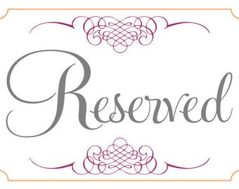 Reserved Listing For snousek