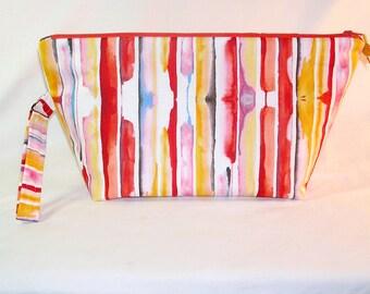 Paint Stripes Beckett Bag