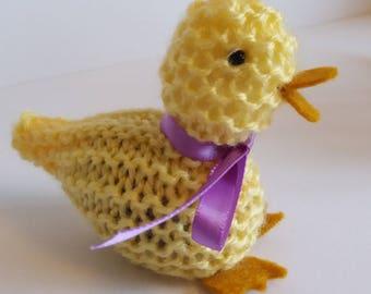 3 Easter Ducklings