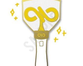 Infinite Yeobong Hard Enamel Pin [PREORDER]