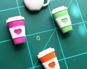 Coffee Tea, Hot Drink Needle Minders | Needle Nanny