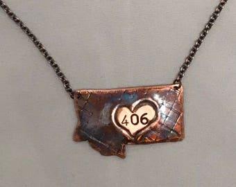 Montana 406 Necklace