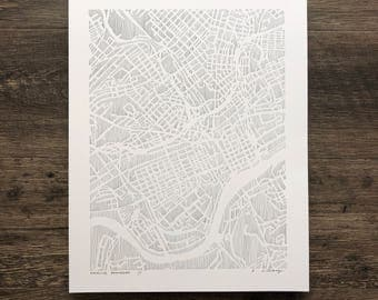 Knoxville, Nashville, Chattanooga, or Memphis PRINT