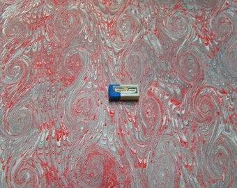 marbled paper, bookbinding,  cm 50 x 70 ,carta marmorizzata,   ebru - 6040