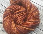 Hand Dyed Bulky Yarn Copp...