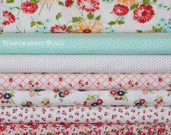 The Good Life by Bonnie and Camille ... Moda fabrics.. 8 half yard bundle