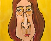 John Lennon (2017) by Mark Redfield