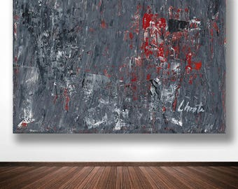 """Abstract Painting. """"Casper"""""""