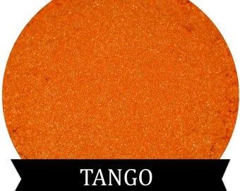 Orange Mineral Eyeshadow TANGO