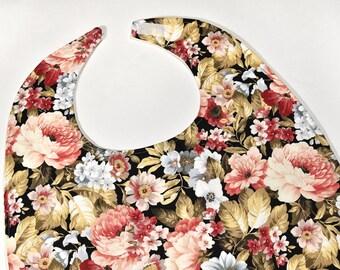 Women Adult Bibs Special Needs Bib Clothes Protector Craft Supply Makeup Bib, Ladies Bib, Grandma Gift For Women