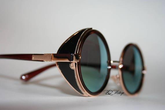 Steampunk Goggle Sunglasses