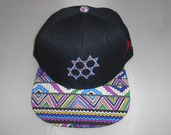 Snapback Flat-Brim Hat - Quartz (One-of-a-kind)