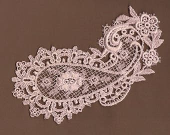 Paisley Applique