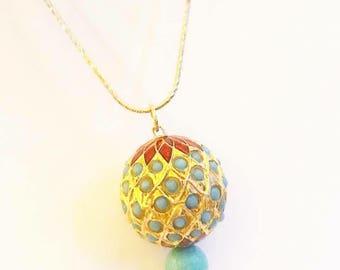 Jaipuri necklace