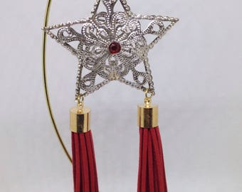 Unique and One of a kind Filipino Christmas Parol Ornament/Pin