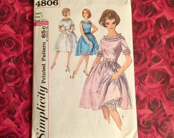 1960's Vintage Simplicity Pattern