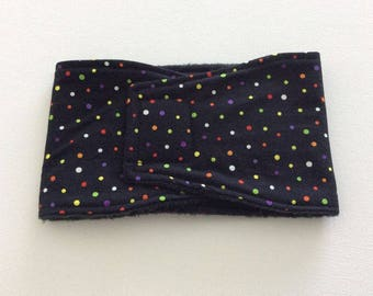 Dog Diaper - Male Dog - Belly Band - Belly Wrap - Glow in the Dark Dots - Available in all Sizes