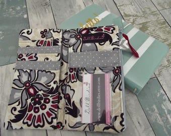 Dollbirdies Original Traveler Notebook Passport Wallet Pocket Insert, Midori Insert Pocket, Traveler Notebook Pocket Insert