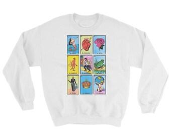 Loteria Crew Neck Sweatshirt