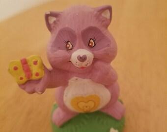 Vintage Raccoon Figurine
