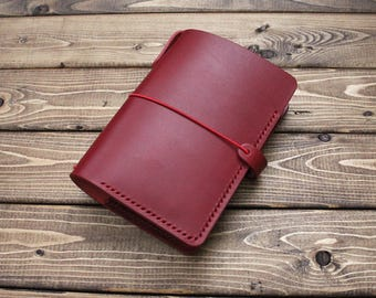 Family Passport Cover - Carry Up to 6 in ONE Leather Cover