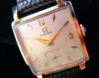 Omega Dress Watch - Very Fine Piece - c.1952
