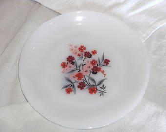 Vintage Fire King Primrose Plate