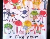 Fruit Kitchen Towels Special Order