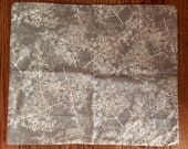 Winter Frost Trees Tarot/Altar Cloth