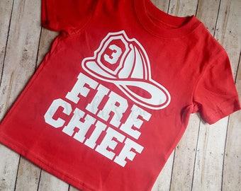 Firefighter LONG SLEEVE shirt