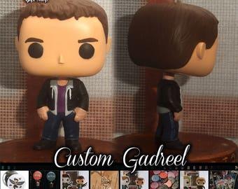 Supernatural Gadreel - Custom Funko pop toy
