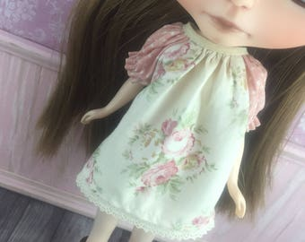 Blythe Smock Dress - Vintage Floral
