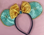 Princess Jasmine minnie ears