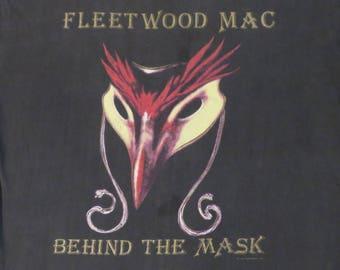 Vintage FLEETWOOD MAC 1990 European tour T SHIRT original concert tee