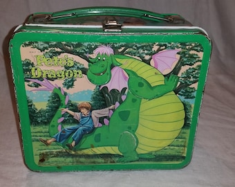 PETE'S DRAGON metal lunchbox by Aladdin