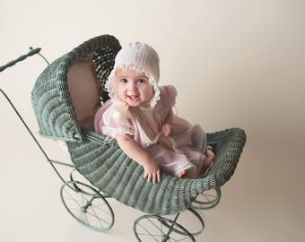 Heirloom Baby Dress and Slip