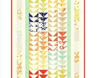 Flying Geese Fancy Pattern by Joanna Figueroa for Fig Tree & Co. - Quilt Pattern