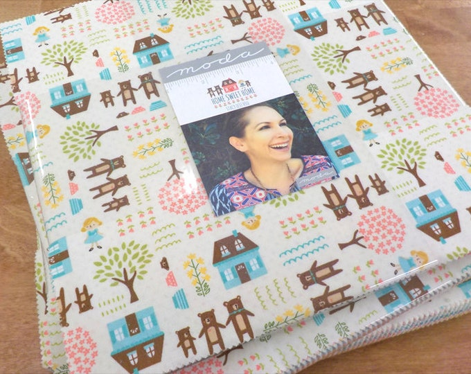 Home Sweet Home Layer Cake by Stacy Iest Hsu for moda fabrics