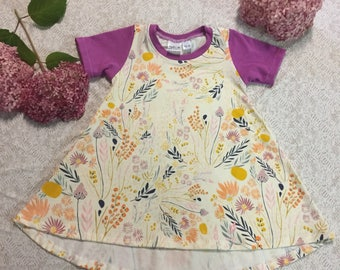 Prairie Wildflower Custom Dress Summer Collection LIMITED