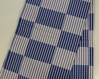 Hitarget Kente African Print Fabric (sold by the yard)
