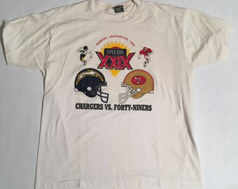 Vintage Super Bowl XXIX T-Shirt