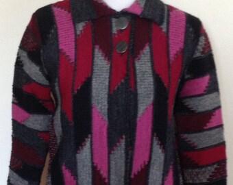 Chessy Lewis knit sweater jacket England