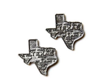 Limited Time Offer Texas Cufflinks - Gifts for Men - Anniversary Gift - Handmade - Gift Box Included