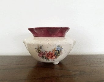 Ceramic African Violet Pot/Small