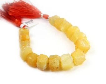 SUMMER SALE Cantaloupe Agate Hammered Disc Beads 1/2 Strand Large Light Orange Semi Precious Gemstone