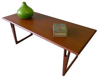 Teak mid century Modern COFFEE TABLE