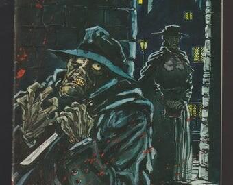 Jack the Ripper comic book No.3 Eternity Comics Pub. 1990 Bruce Balfour