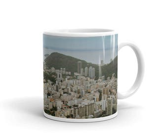 "Rio in the Morning"" Mug made in the USA"