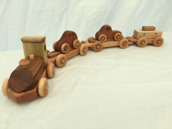 Car-go freight train