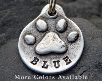 Dogs - Gifts - Personalized Dog Tag - Dog ID Tag - Custom Dog Collar Tag - Dog Tags for Collar -
